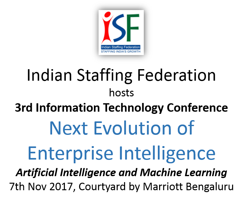 ISF 3rd IT STAFFING CONFERENCE