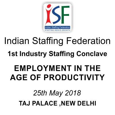 1st INDUSTRY STAFFING CONCLAVE