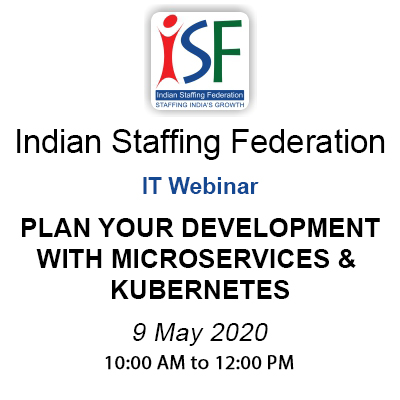 Webinar for IT Professionals MICROSERVICES AND KUBERNETES