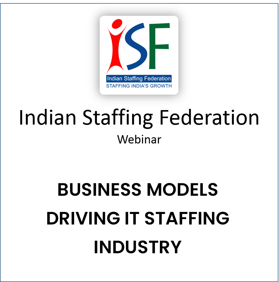 Business Models driving IT Staffing Industry