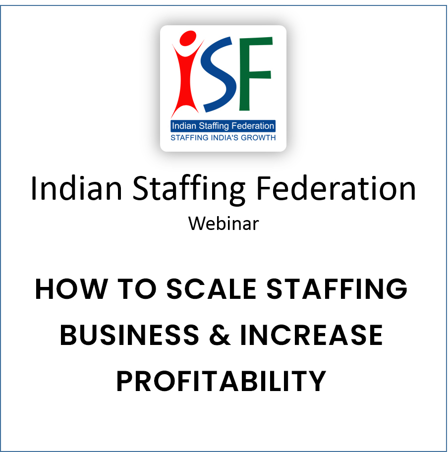 How to Scale Staffing Business & Increase Profitability