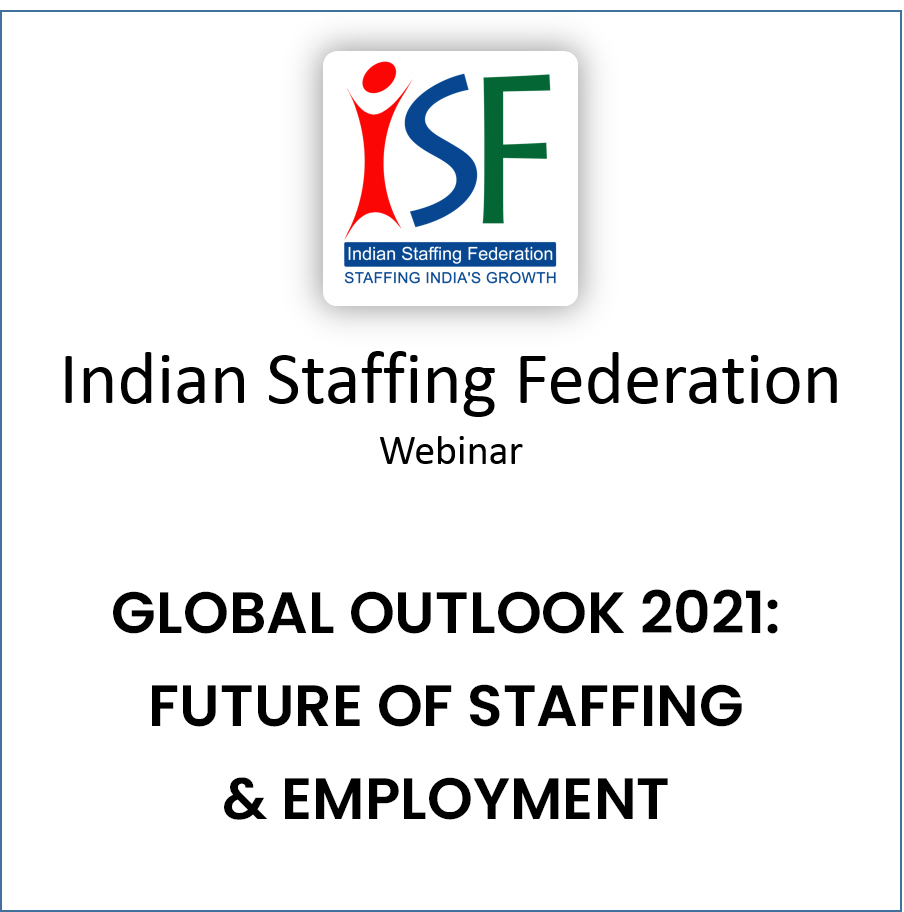 Global Outlook 2021: Future of Staffing & Employment